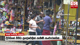 Sri Lanka's tourist spots see large crowds despite inter-provincial travel ban