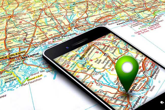 වැලි ගෙනියන ටිපර් රථ නිරීක්ෂණයට GPS තාක්ෂණය
