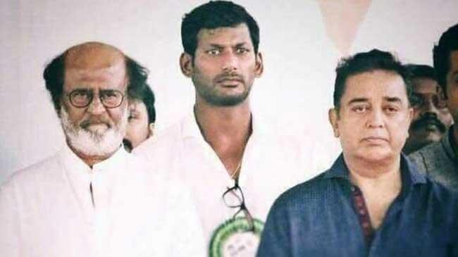 ஆர்.கே.நகர் தேர்தல் - விஷால், தீபா வேட்புமனு தள்ளுபடி!