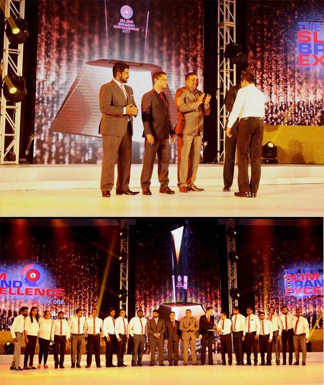 SLIM வர்த்தக நாமம் 'Sivilima' வர்த்தக நாமத்துக்கு 'ஆண்டின் சிறந்த புத்தாக்க வர்த்தக நாமம்' தங்க விருது