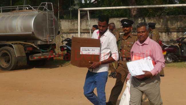 மட்டக்களப்பு மாவட்டத்தில் 3,89,582 பேர் வாக்களிக்க தகுதி