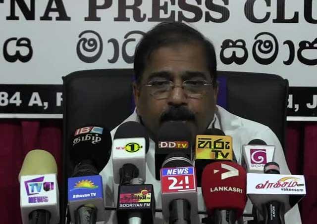 தமிழ் தேசிய கூட்டமைப்பின் மாற்றுத் திட்டத்தை வௌிப்படுத்த வேண்டும்