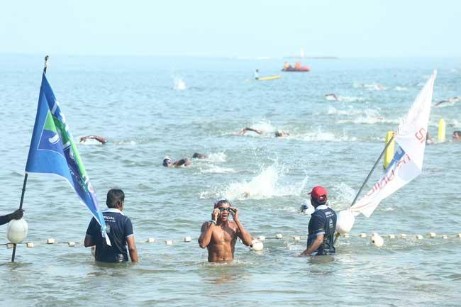 மொபிடெல் அனுசரணை வழங்கும் 81வது வருடாந்த 2 மைல் நீள கடல் நீச்சல் போட்டிகள்