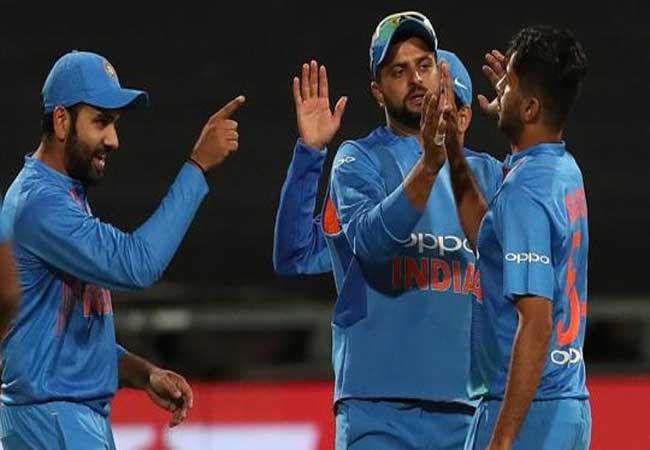 இந்தியா அணி 6 விக்கட்களால் வெற்றி