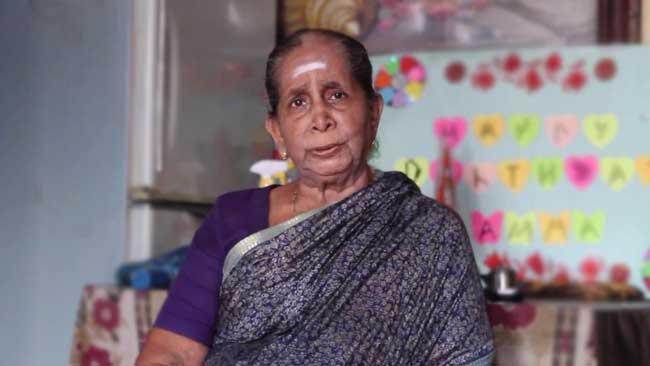 கலாபூஷணம் வசந்தா வைத்தியநாதன் அம்மையார் இறையடி சேர்ந்தார்