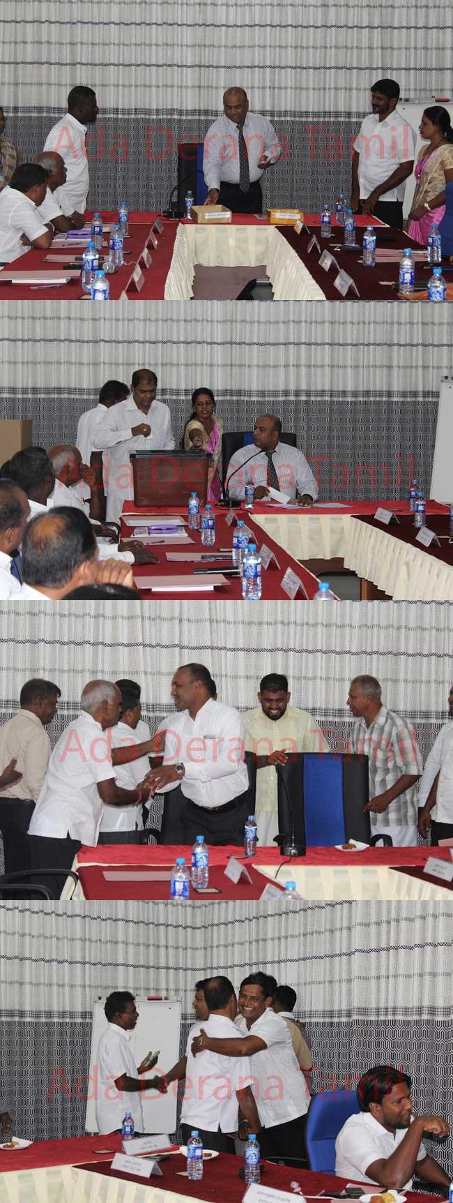 மன்னார் நகரசபை தமிழ் தேசியக்கூட்டமைப்பின் வசம் (படங்கள்)