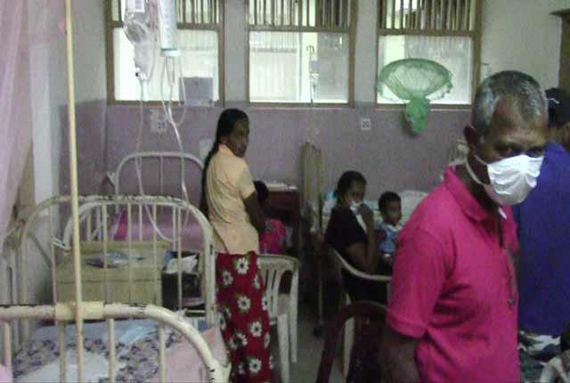 தென் மாகாணத்தில் குழந்தைகளை அச்சுறுத்தும் வைரஸ் நோய்