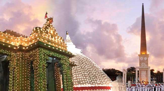 தேசிய படைவீரர் ஞாபகார்த்த தினம் 28,619 விளக்குகளுடன் நாளை அனுஷ்டிப்பு