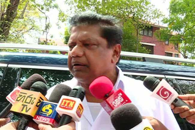 எமது கட்சியின் ஒரே தெரிவு மஹிந்த ராஜபக்ஷ மட்டுமே