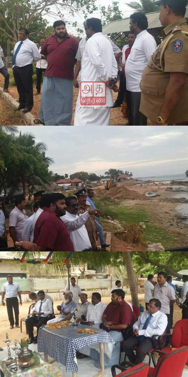 மாவை  சேனாதிராஜா, கடற்றொழில் அமைச்சருக்கு விடுத்த கோரிக்கை