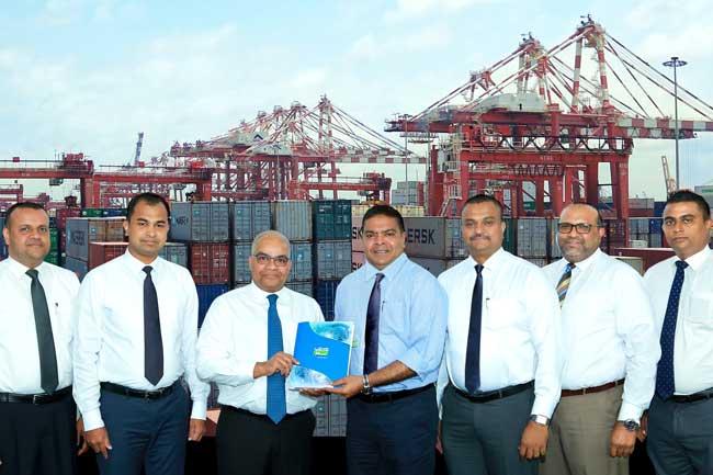South Asia Gateway Terminals இற்கு மிகவும் முக்கியமான Mission Critical சேவையை வடிவமைக்கும் மொபிடெல்