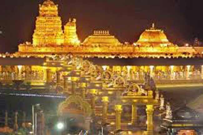 திருப்பதி கோயிலில் செப்டம்பர் மாதம் மட்டும் ரூ.87.84 கோடி வருமானம்