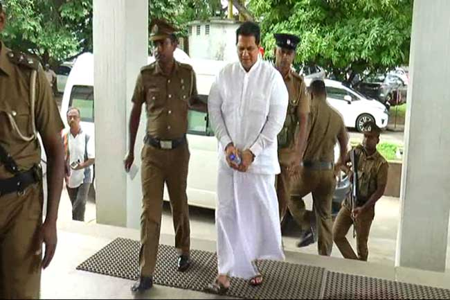 துமிந்த சில்வாவின் மரண தண்டனையை உறுதி செய்தது உச்ச நீதிமன்றம்