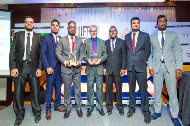 பீப்பள்ஸ் லீசிங் நிறுவனத்தின் Al-Safa அலகுக்கு இரு விருதுகள்