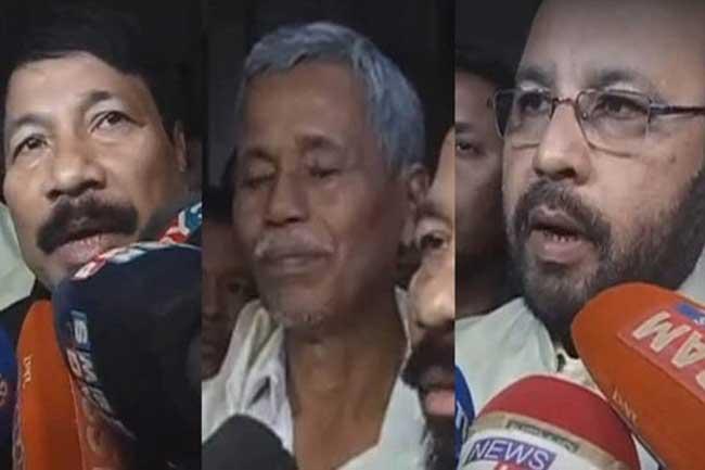 3 அமைச்சர்கள் இராஜினாமா