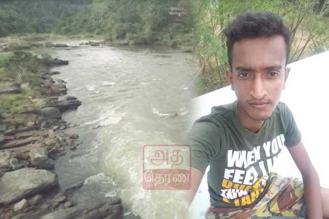 களனி கங்கையில் நீராட சென்ற இளைஞர் பலி