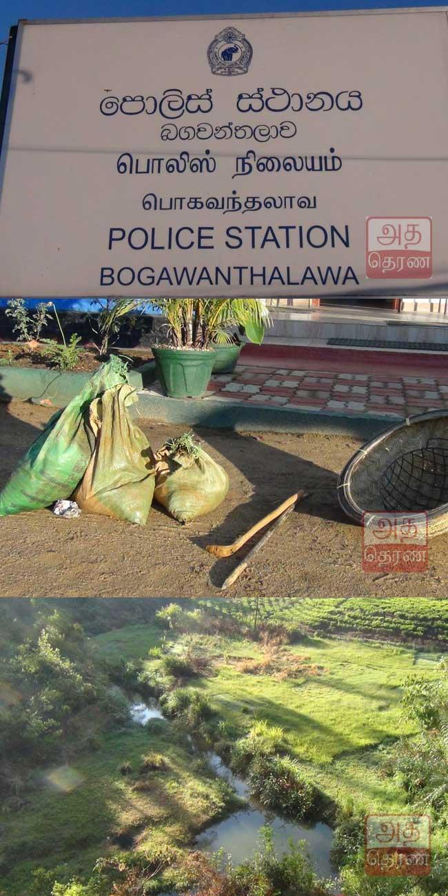 சட்டவிரோத மாணிக்கல் அகழ்வில் ஈடுபட்ட  6 பேர் கைது