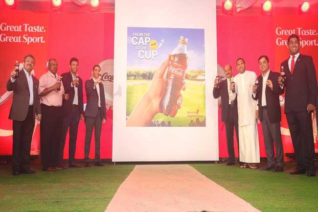 Coca-Cola ஆனது ICC கிரிக்கட் உலகக் கிண்ண போட்டிகள் 2019 இற்காக தேசத்தை ஒன்று திரட்டுகிறது