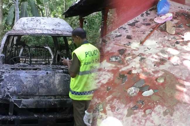 அசிட் தாக்குதலுக்கு உள்ளாகி 9 பேர் வைத்தியசாலையில்