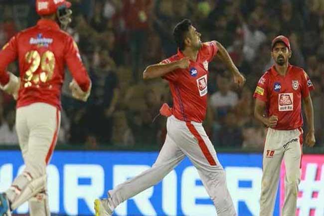 IPL 2019 - கிங்ஸ் லெவன் பஞ்சாப் 12 ஓட்டங்கள் வித்தியாசத்தில் வெற்றி