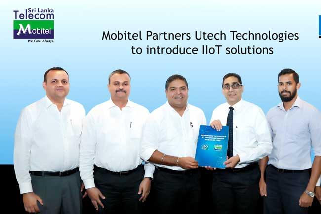 IIoT தீர்வுகளை அறிமுகப்படுத்திட UTECH Technologies உடன் மொபிடெல் கூட்டிணைகிறது