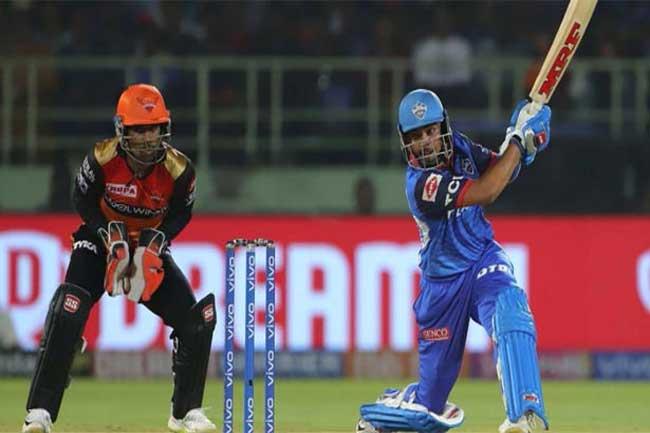 IPL 2019 - இறுதி ஓவரில் வெற்றி பெற்ற டெல்லி