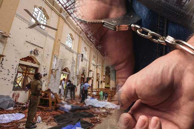 உயிர்த்த ஞாயிறு தாக்குதல் தொடர்பில் இதுவரையில் 89 பேர் கைது