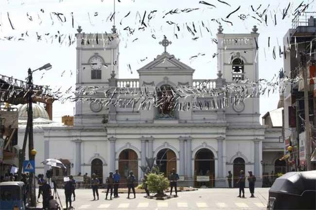 இன்று கொச்சிக்கடை புனித அந்தோனியார் தேவாலயத்தின் வருடாந்த திருவிழா
