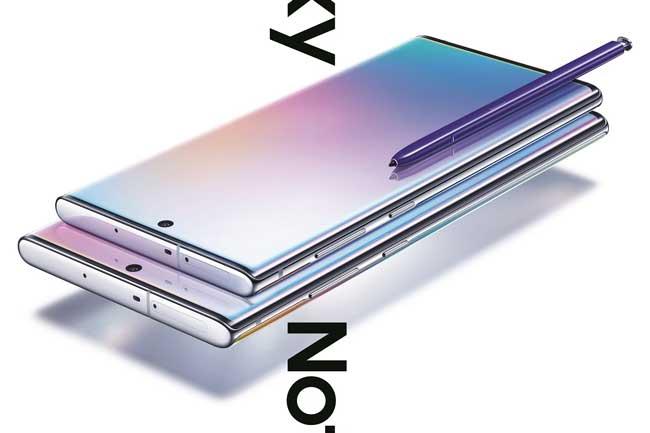 அடுத்த தலைமுறைக்கான Samsung Note 10 மற்றும் 10+ இனை மொபிடெல் அறிமுகப்படுத்துகிறது
