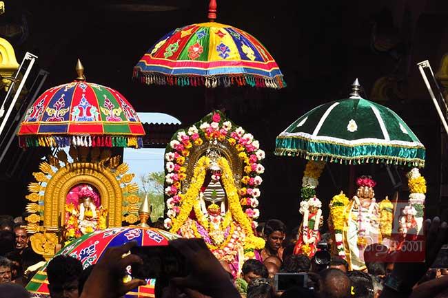 அன்னதானக் கந்தனின் முத்தேர்
