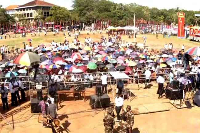 பொதுஜன பெரமுனவின் கூட்டத்தில் சுதந்திர கட்சியின் பாராளுமன்ற உறுப்பினர்கள் பங்கேற்பு