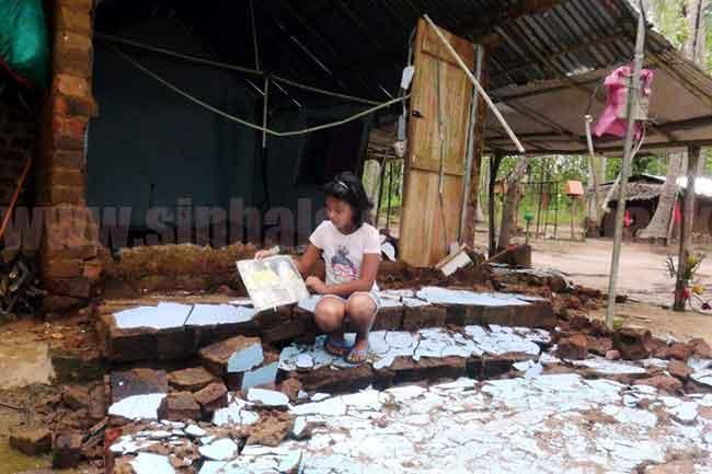 சீரற்ற வானிலை - 14,164 பேர் பாதிப்பு