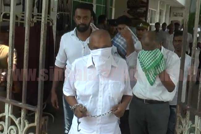 சங்ரில்லா குண்டுதாரியின் தந்தை உள்ளிட்ட 6 பேர் மீண்டும் விளக்கமறியலில்