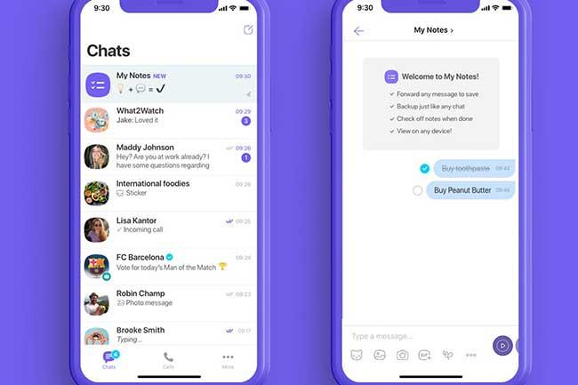 ஒரு app இல் உங்களை ஒழுங்குபடுத்திக் கொள்ளும் புதிய உள்ளம்சங்களை Rakuten Viber தற்போது அறிமுகம் செய்கின்றது