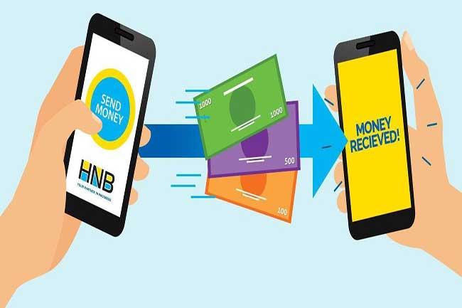 HNB யின் Cash to Mobile ஊடாக மேற்கொள்ளப்பட்ட கார்ட் இல்லாத கொடுக்கல் வாங்கல்களில் துரிதமான அதிகரிப்பு