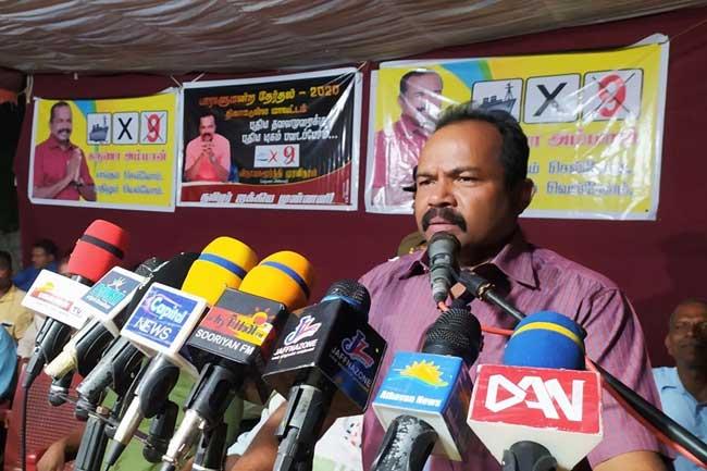 தமிழ் தேசிய கூட்டமைப்பினர் 2 கோடி இலஞ்சம் வாங்கியது அம்பலம்
