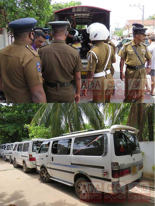 தேர்தல் விதிமுறைகளை மீறி பிரச்சார நடவடிக்கையில் ஈடுபட்ட 13 பேர் கைது