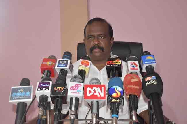 தமிழ் பாராளுமன்ற உறுப்பினர்கள் ஒன்றாக செயற்படுகின்ற ஒரு சந்தர்ப்பத்தை உருவாக்க முயற்சிப்போம்