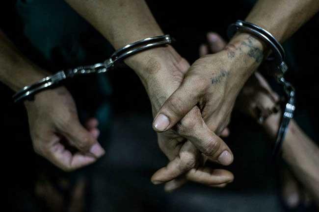 மேல் மாகாணத்தில் சந்தேகத்தின் பேரில் 1,481 பேர் கைது
