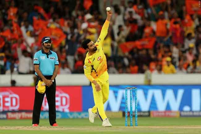 IPL 2020 - கடைசி ஓவரில் எதற்காக ஜடேஜா?