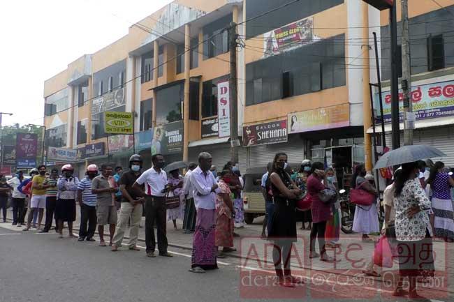 கம்பஹா மாவட்டத்தில் விற்பனை நிலையங்கள் திறப்பு