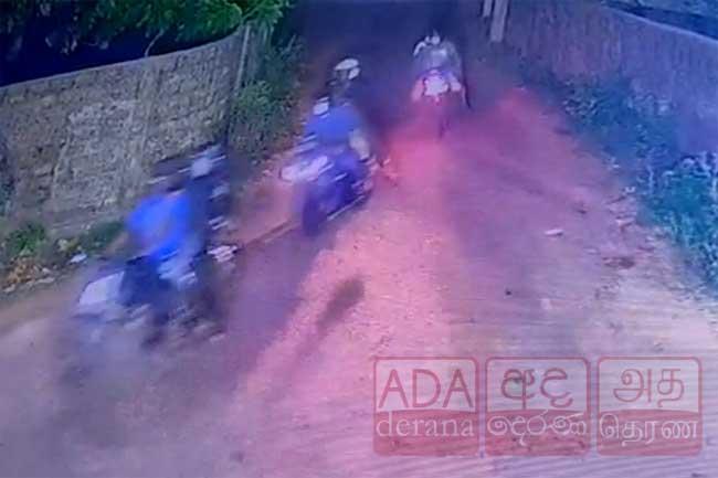 கோப்பாயில் வன்முறை சம்பவம் - CCTV காட்சிகள்!