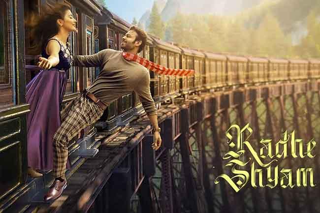 'ராதே ஷ்யாம்' படத்தின் ரிலீஸ் திகதி மாற்றம்
