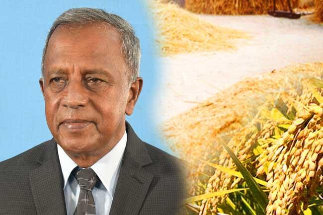 நெல் சந்தைப்படுத்தல் சபையின் தலைவர் இராஜினாமா