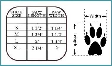 mini meshies size chart