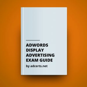AdWords Display Certified