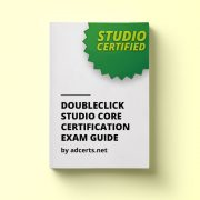DoubleClick Studio Core for HTML5 Certification Exam Answers by adcerts.net
