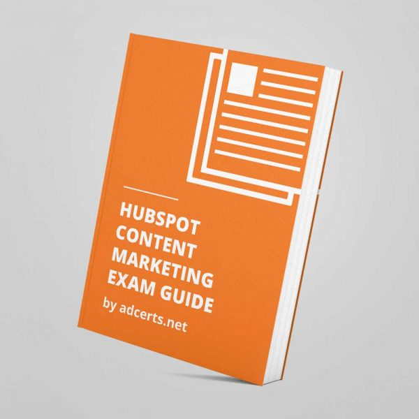 HubSpot Content Marketing Exam Answers by adcerts.net