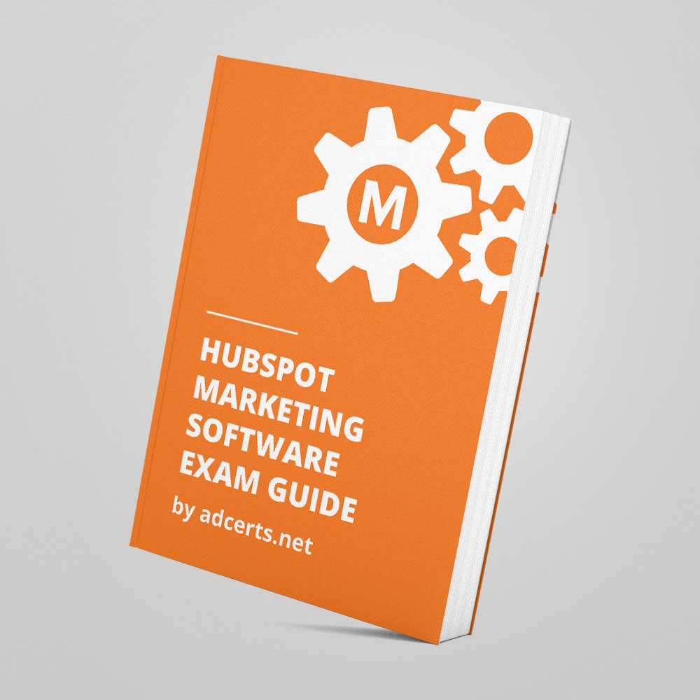 HubSpot Marketing Software Exam Answers by adcerts.net