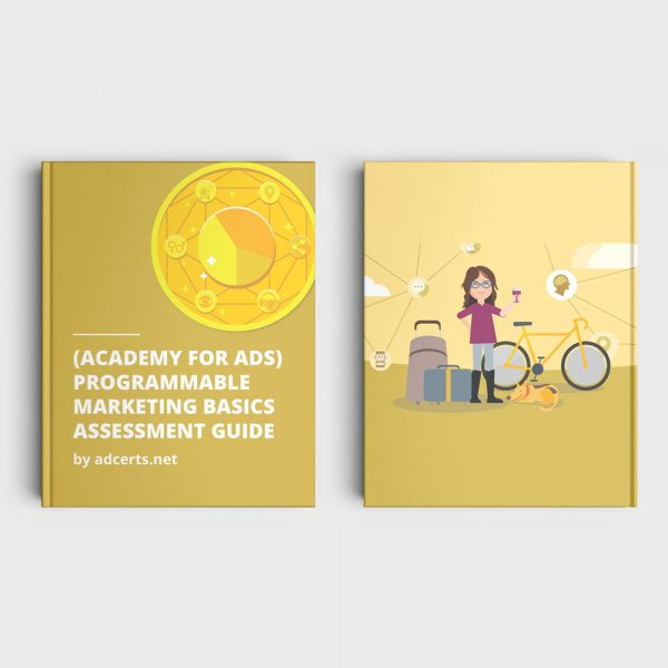 Academy for Ads - Programmable Marketing Basics Assessment Answers by adcerts.net